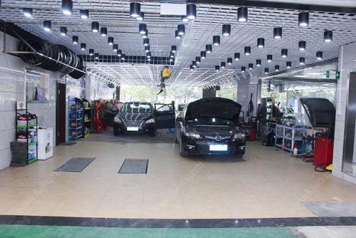 汽车维修店管理软件